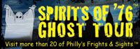Spirits of 76 Ghost Tour